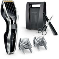 Titaniumklingen, Haarschneider, DualCut-Technologie