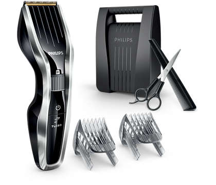Tondeuse à cheveux série7000: coupe deux fois plus vite*