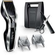 Hairclipper series 7000 Sett for trimming av hår og skjegg; titanblad