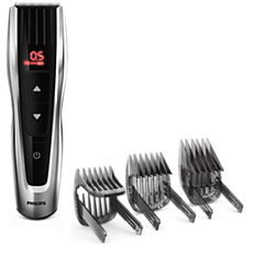 HC7460/13 Hairclipper series 7000 Hair clipper with motorised combs
