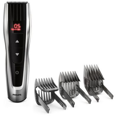 Buy Hårklipper med knive i rustfrit stålHC7460/15 online | Philips Shop