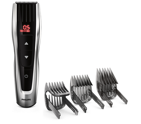 Hairclipper series 7000 Perfekt precision med total kontroll HC7460 ... 3c01f60ec2737