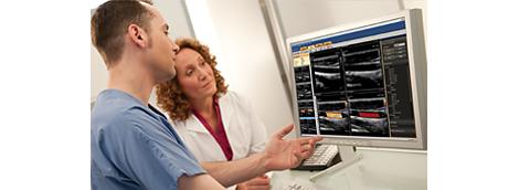 QLAB Vascular ultrasound quantification software