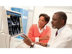 Q-Station Échographie cardiovasculaire Philips