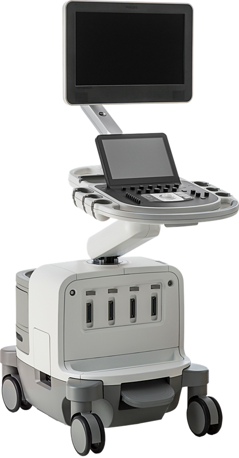EPIQ Ultrasound system for cardiology