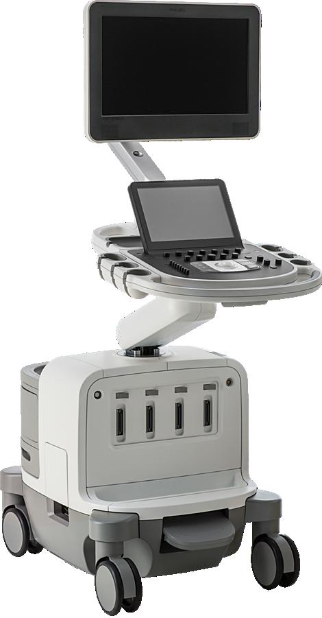 EPIQ Ultrasound system for radiology