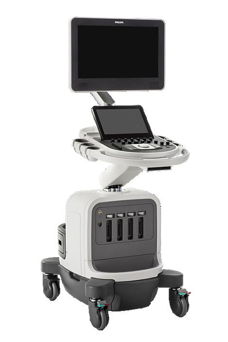 Affiniti Ultraschallsystem
