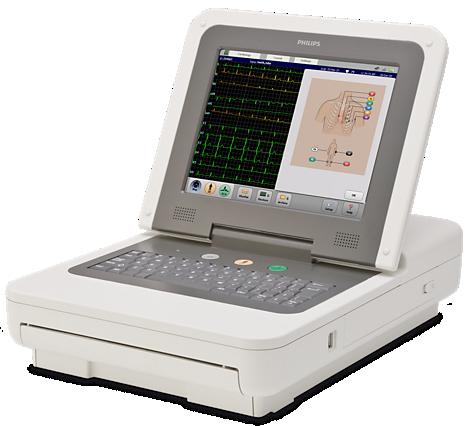 Elettrocardiografi Elettrocardiografo