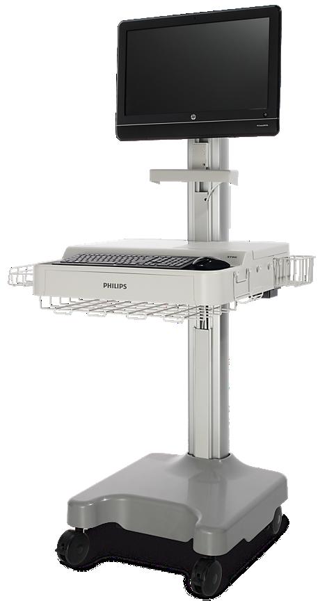 ST80i Sistema de pruebas de esfuerzo
