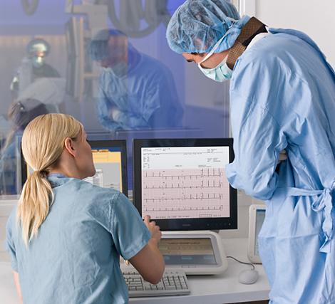Sistemas de manejo ECG Sistemas de manejo ECG