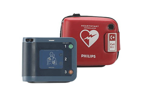 HeartStart Defibrillatore semiautomatico esterno