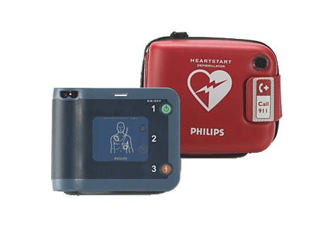 HeartStart Automatyczny defibrylator zewnętrzny