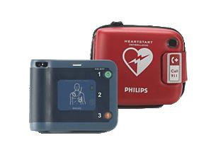 HeartStart Automated external defibrillator