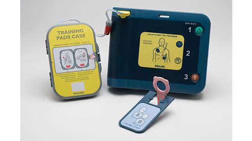 View details of Philips HeartStart FRx Trainer