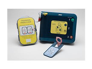 HeartStart Instructor de uso de AED