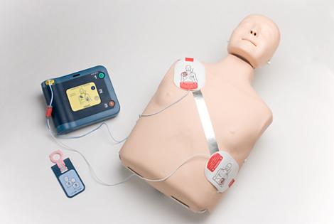 ハートスタートFRxトレーナー AEDトレーニングツール