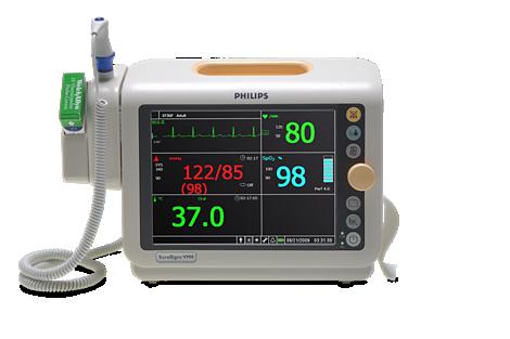 SureSigns Monitor de pacientes