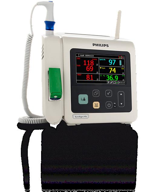 SureSigns Patientenmonitor