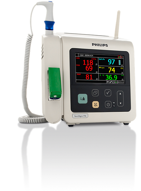 SureSigns Vital signs monitor