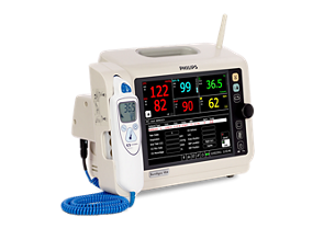 SureSigns Monitor per i parametri vitali