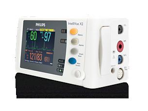 IntelliVue MMS X2 Sämtliche Patientendaten
