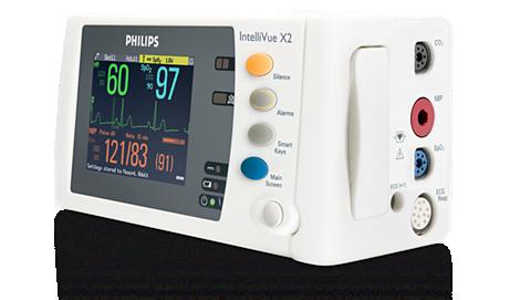 IntelliVue Módulo de medición y monitor de paciente