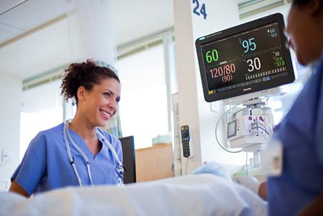 IntelliVue 测量模块与病人监护仪