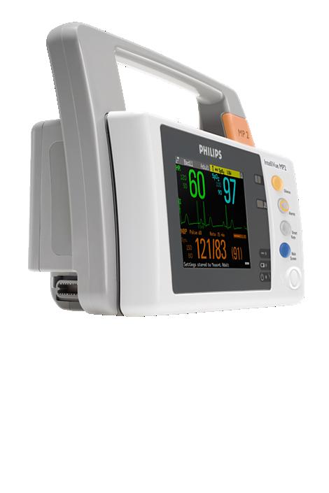 IntelliVue Przenośny monitor pacjenta
