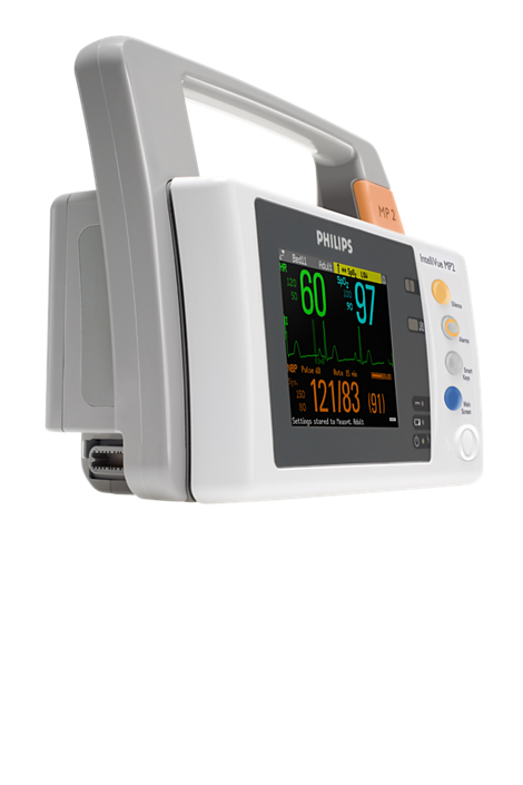 IntelliVue Portable patient monitor