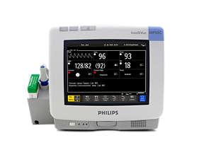 IntelliVue Monitor de control del paciente