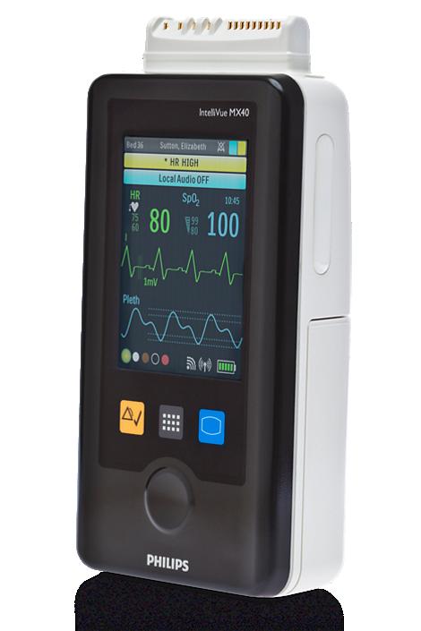 IntelliVue Monitor portátil de paciente