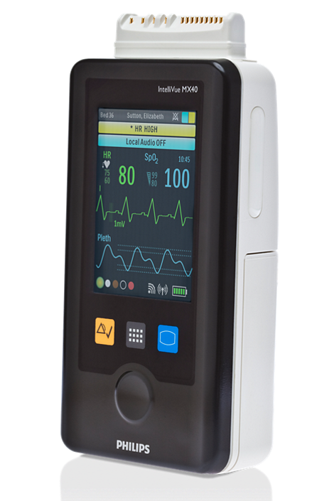 IntelliVue Moniteur patient portatif