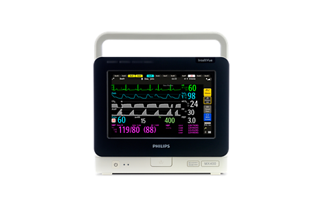 IntelliVue Portable/bedside patient monitor