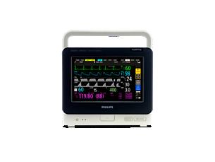 IntelliVue Przenośny/przyłóżkowy monitor pacjenta