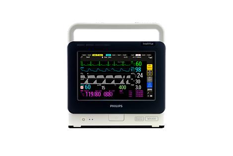 IntelliVue Портативный прикроватный монитор пациента