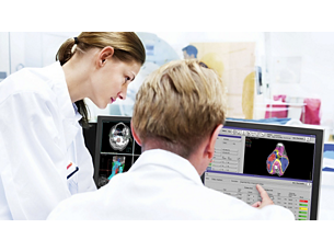 Pinnacle³ System für die Strahlentherapieplanung