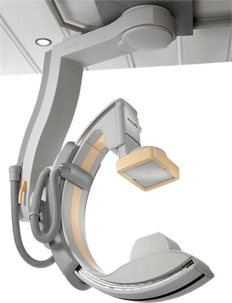Allura Interventional X-ray system