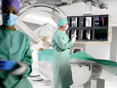 FlashPoint Sistema intervencional de rayos X