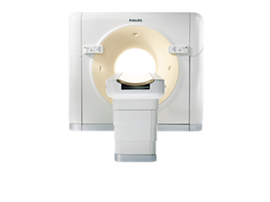Brilliance CT scanner