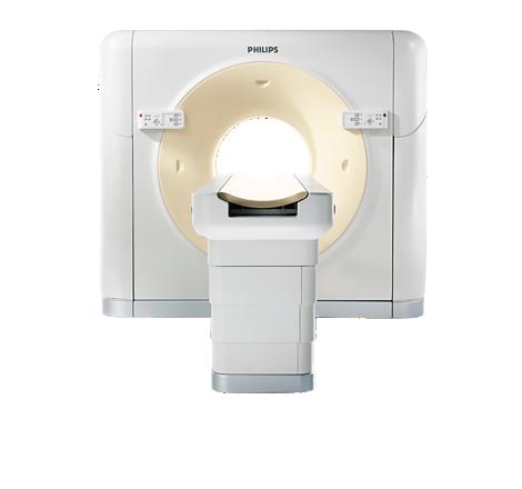 Brilliance CT scanner