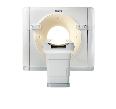Diamond Select CT scanner