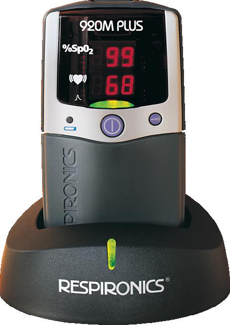 920M Oxygen saturation meter-