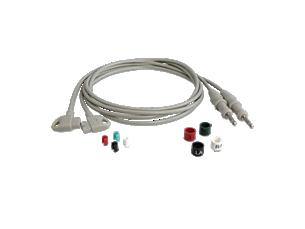Extremitätenkabel-Set, AAMI EKG-Kabel für diagnostisches EKG