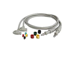 Limb Lead Set Diagnostic ECG Patient Cables and Leads