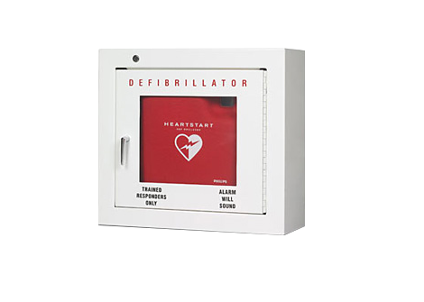 Defibrillator Cabinet (basic) Accessories