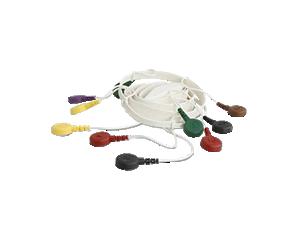 StressVue Patient Cable - 10 lead (IEC) Diagnostic ECG Patient Cables and Leads