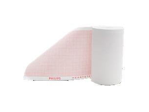 MRx Wide Printer Paper defibrillator recording paper Roll