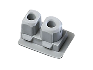 Double Alignment Guide Telemetry ECG Protective Insert Accessories