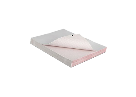 Thermopapier A4 für StressView Leporellofalzung