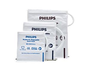 Mobile CL Einweg-Blutdruckmanschette für Erwachsene (klein) Manschette
